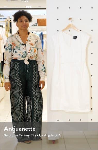 Premier Stretch Sleeveless Sheath Dress, sales video thumbnail