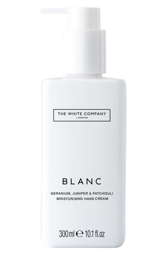 The White Company Blanc Moisturising Hand Cream 300ml