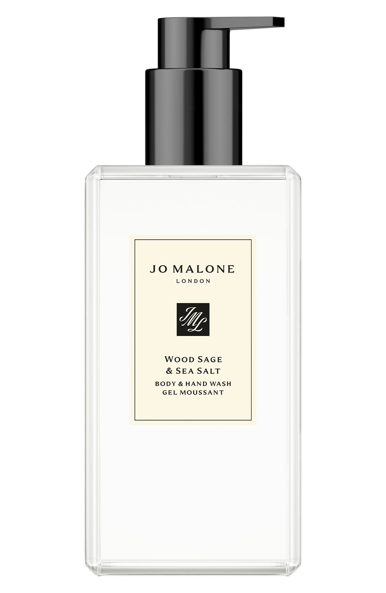 Jo Malone London(TM) Jumbo Size Wood Sage & Sea Salt Body & Hand Wash