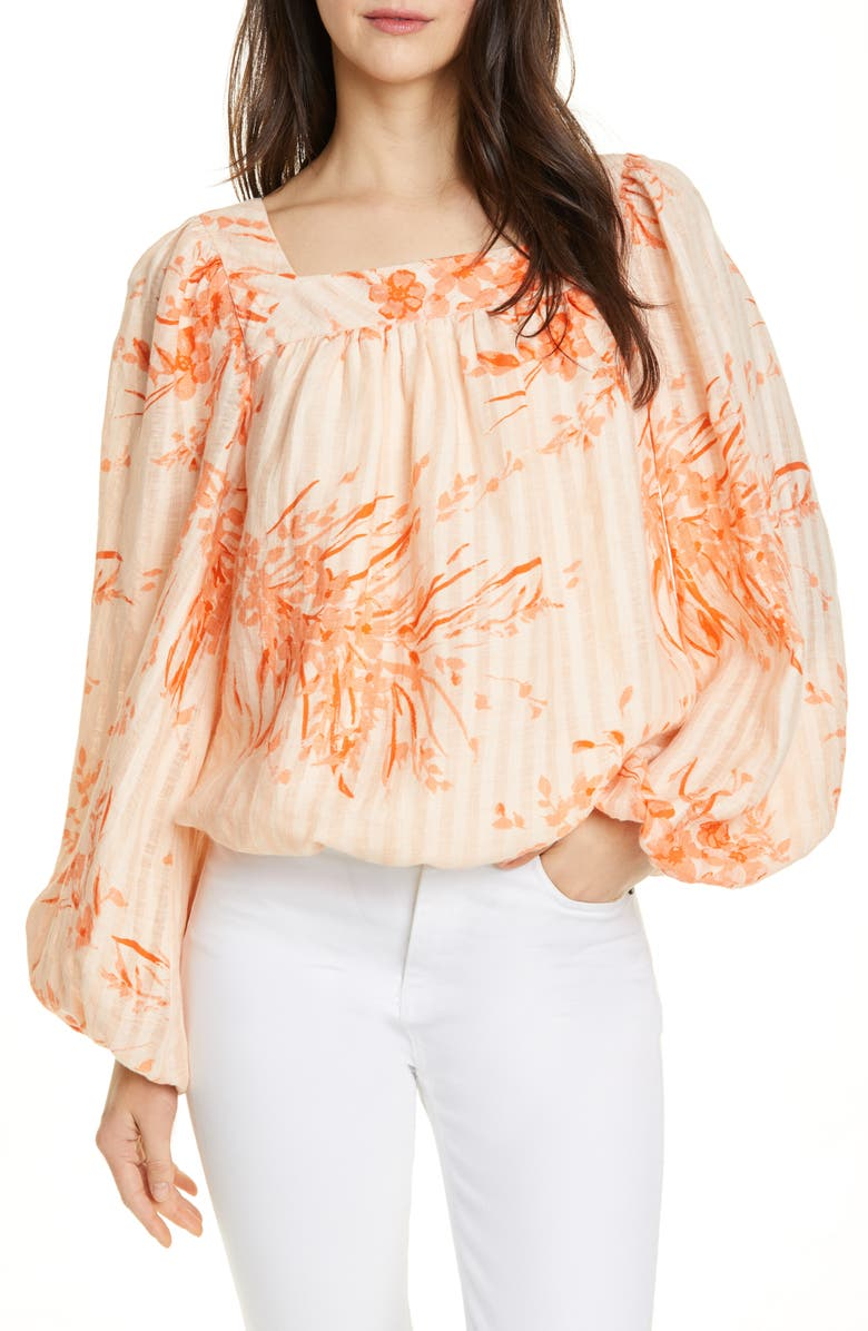 Cadby Linen Blouse by Joie