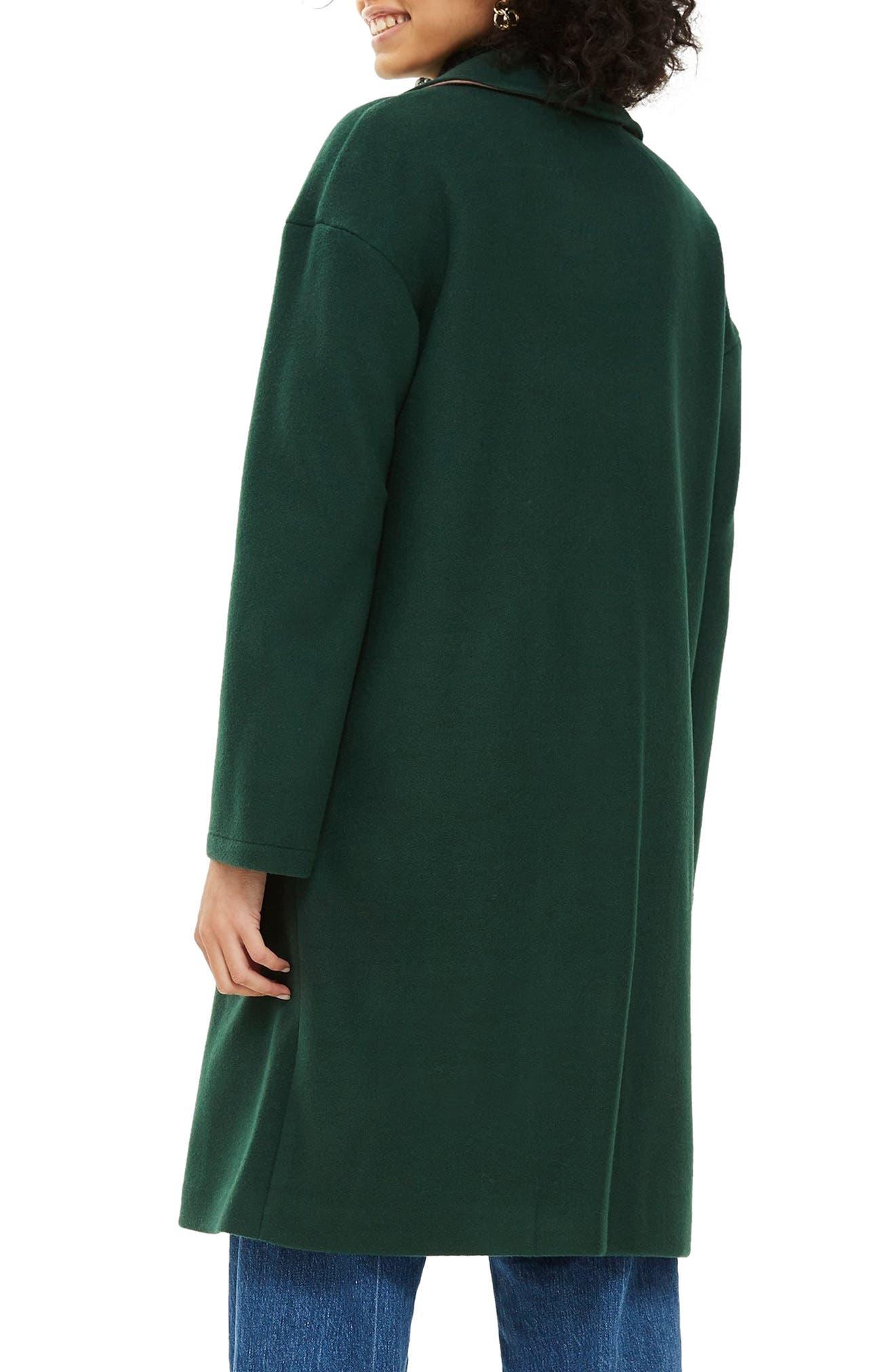 ,                             Lily Knit Back Midi Coat,                             Alternate thumbnail 38, color,                             301
