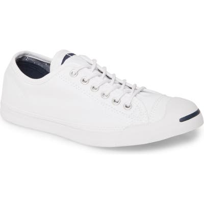 Converse Jack Purcell Low Top Sneaker- White