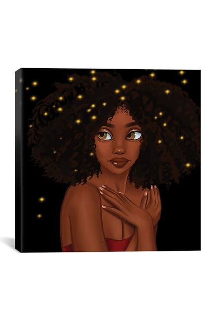 Image of iCanvas Fireflies by Princess Karibo