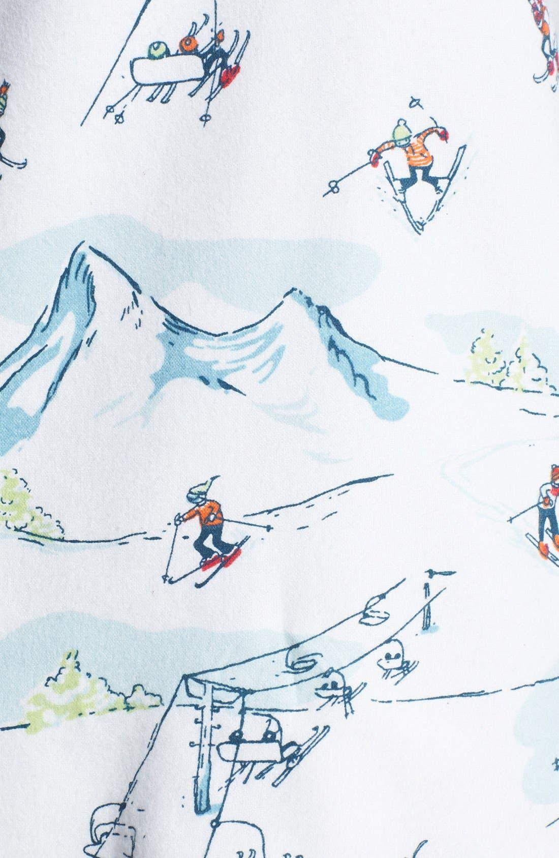 ,                             Flannel Pajamas,                             Alternate thumbnail 18, color,                             106