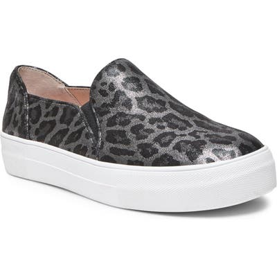 Kate Spade New York Ginger Platform Sneaker- Grey