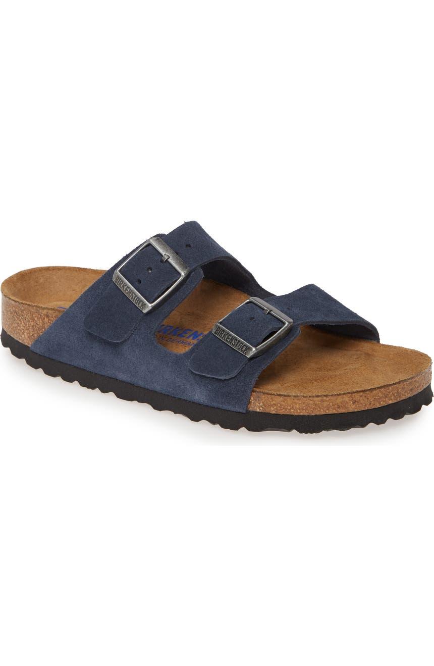 c71863a365c5 Birkenstock 'Arizona' Soft Footbed Suede Sandal (Women) | Nordstrom