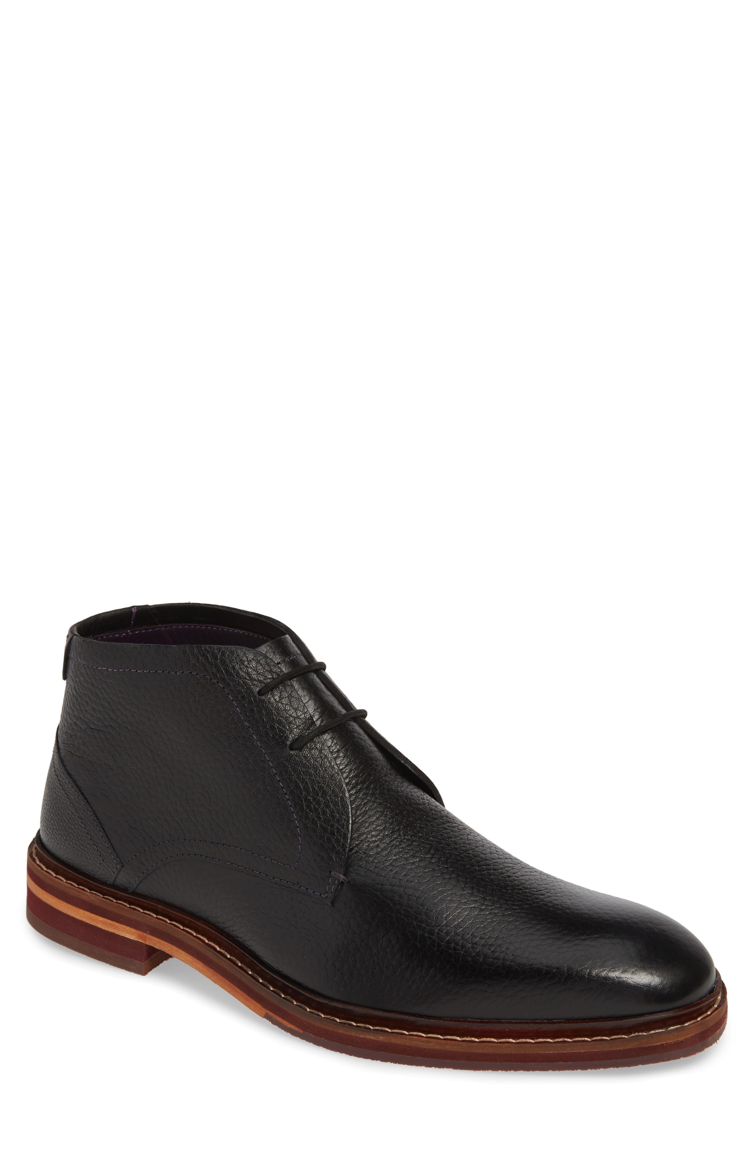 Ted Baker London Corans Chukka Boot, Black