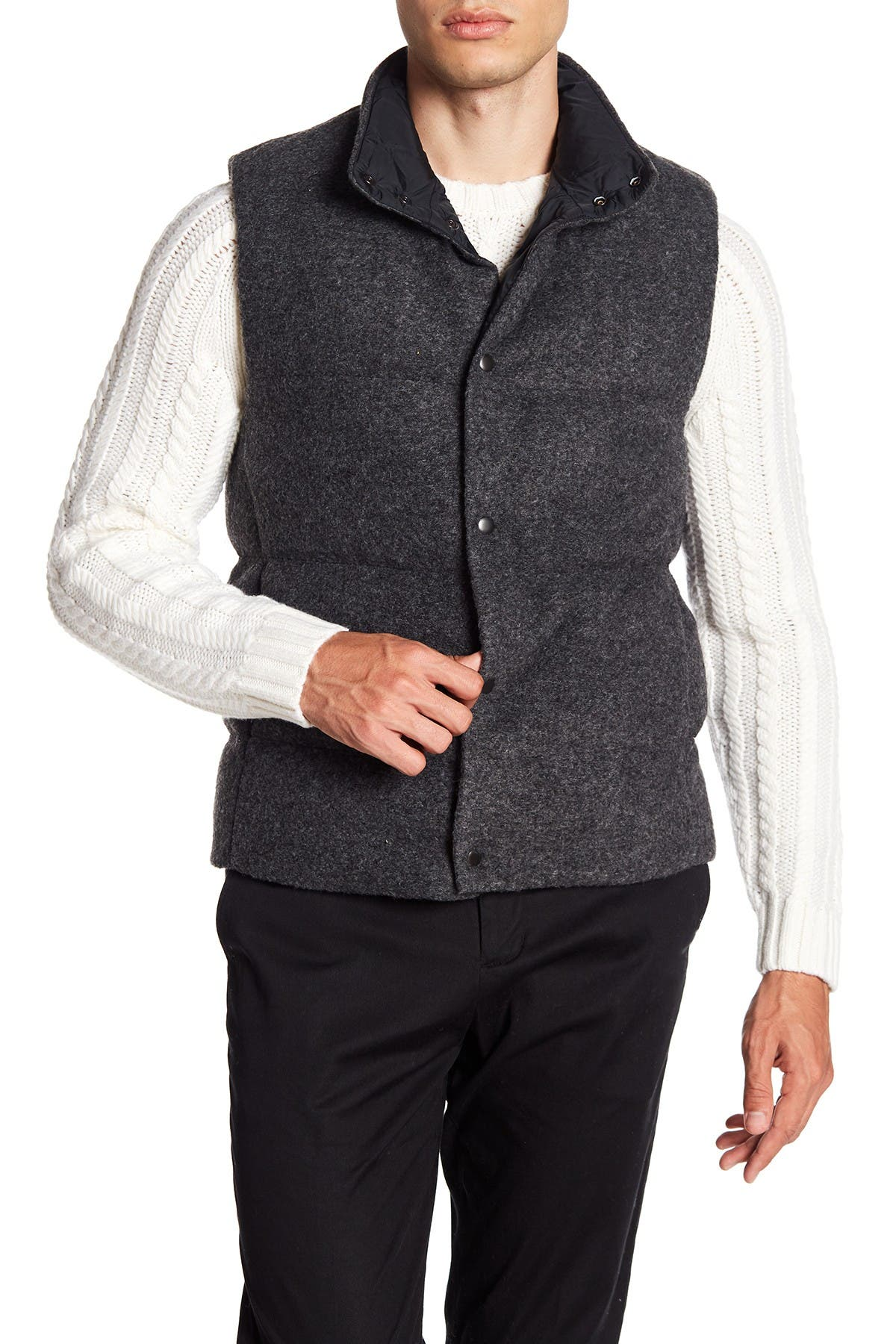 Image of Vince Quilted Vest