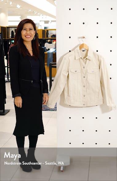 Katrina Organic Cotton Denim Jacket, sales video thumbnail