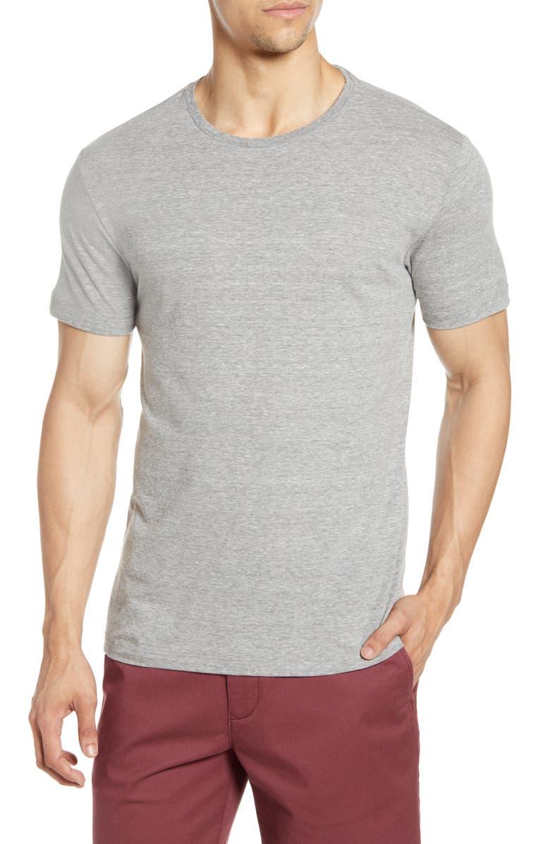 Todd Snyder Regular Fit Heather T Shirt