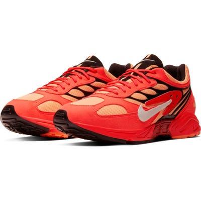 Nike Air Ghost Racer Sneaker, Red