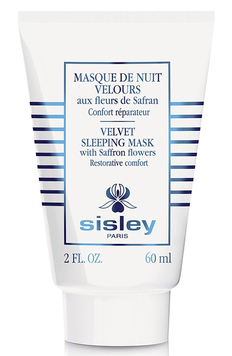 SISLEY PARIS Velvet Sleeping Mask, Main, color, NO COLOR