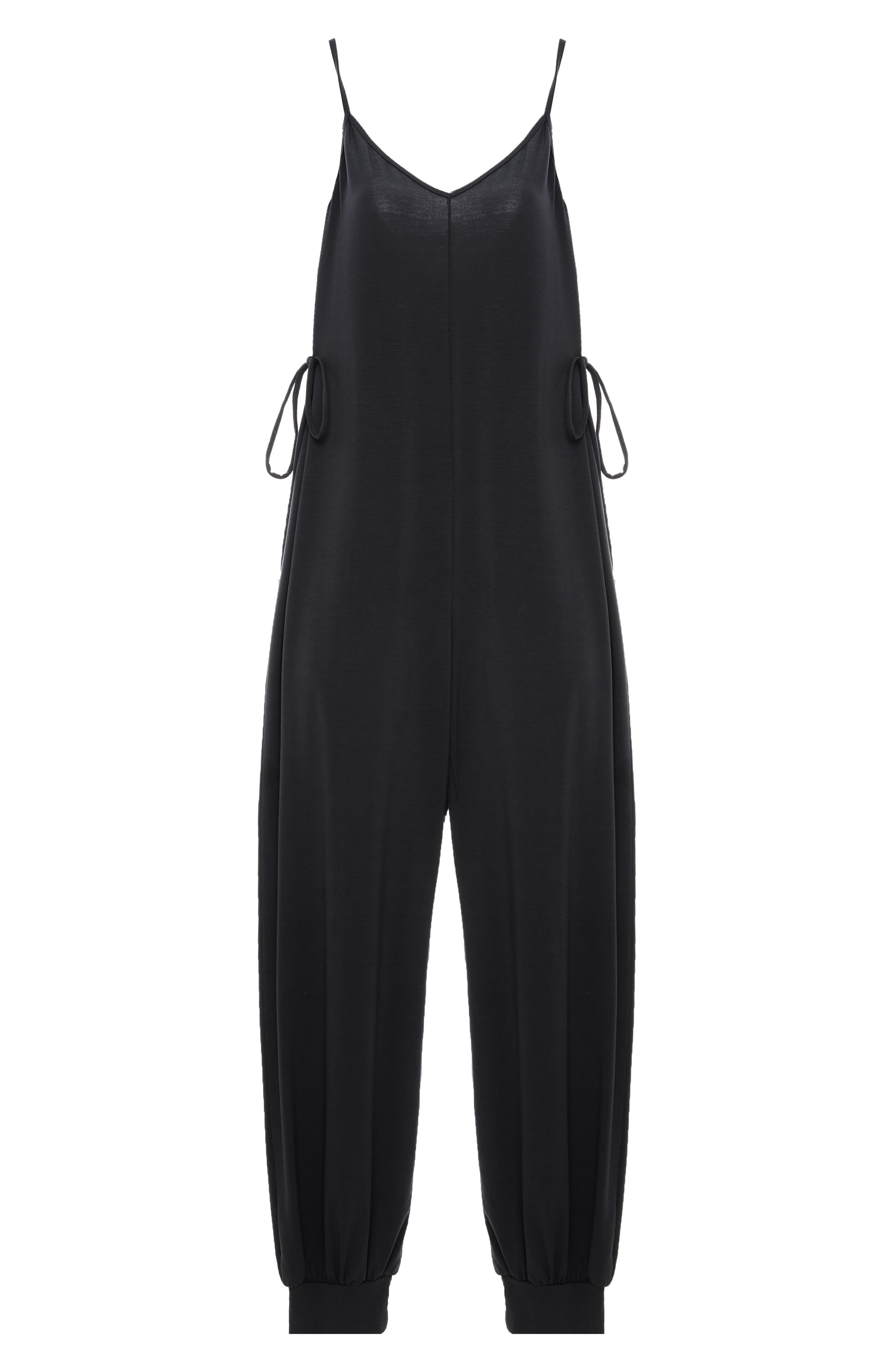 Finely Knotted Sleep Jumpsuit