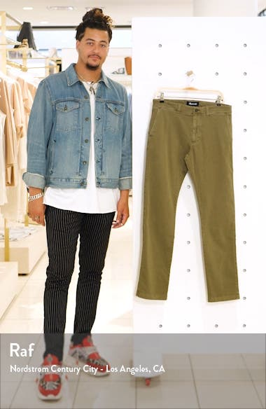 Penn Slim Fit Chino Pants, sales video thumbnail