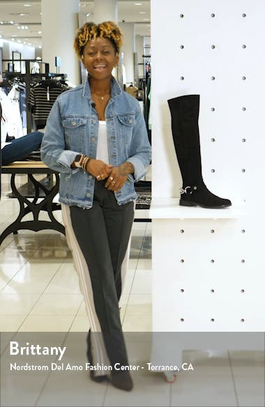 Akia Over the Knee Boot, sales video thumbnail