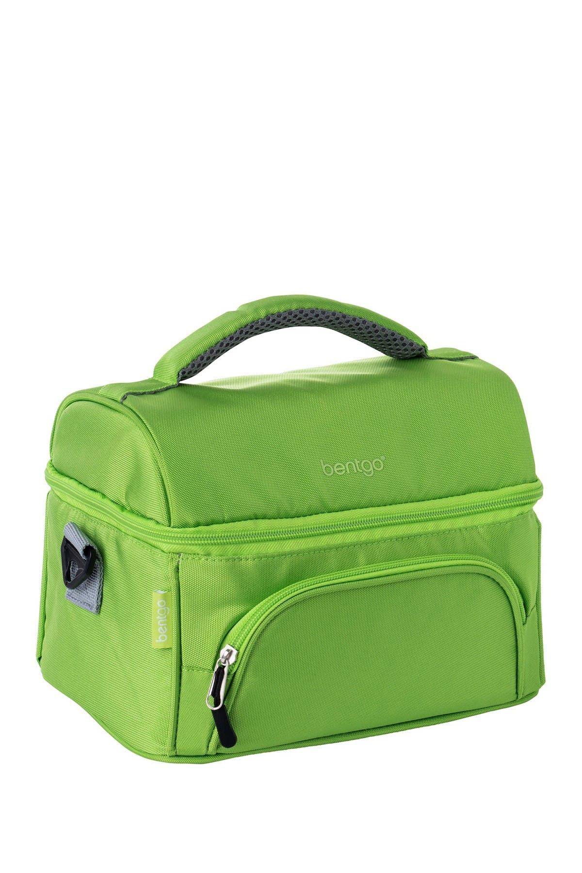 Image of BENTGO Deluxe Lunch Bag - Green