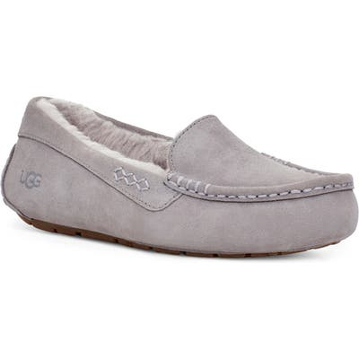 UGG Ansley Water Resistant Slipper, Purple (Nordstrom Exclusive)