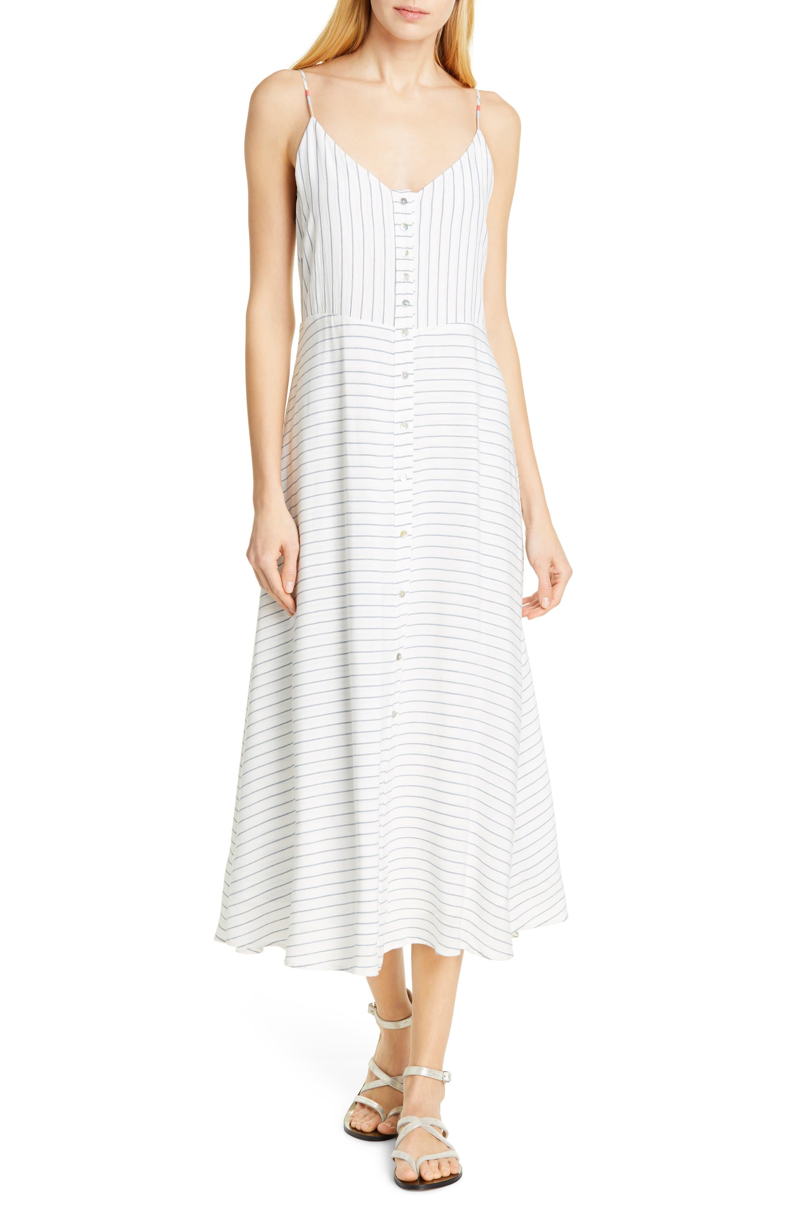 Dolan Sammi Maxi Sundress, White