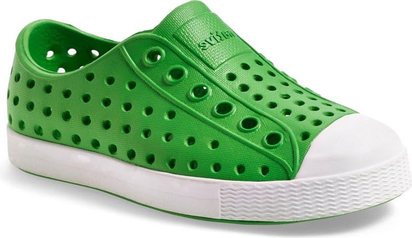 Celtuse Green//Shell White//Marbled 5 Toddler Native Kids Shoes Jefferson Marbled Toddler//Little Kid