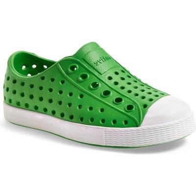 Native Shoes Jefferson Water Friendly Slip-On Vegan Sneaker