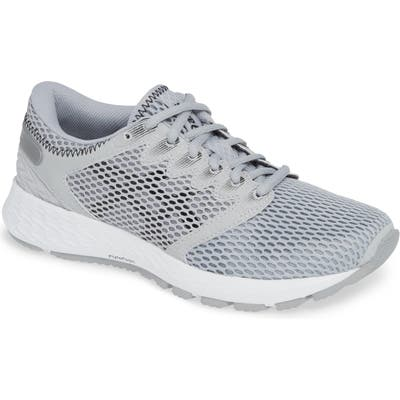 Asics Roadhawk Ff 2 Running Shoe, Grey