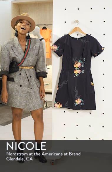 Delphine Stretch Sheath Dress, sales video thumbnail