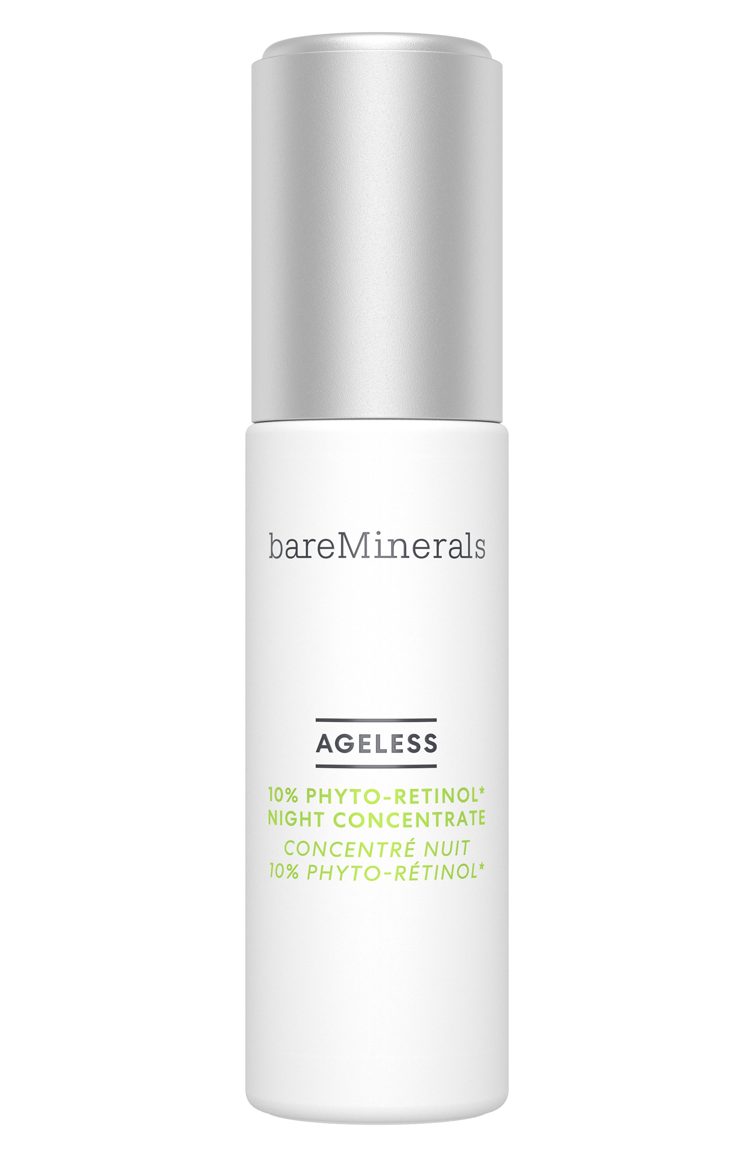 Bareminerals Ageless Phyto-Retinol Night Concentrate