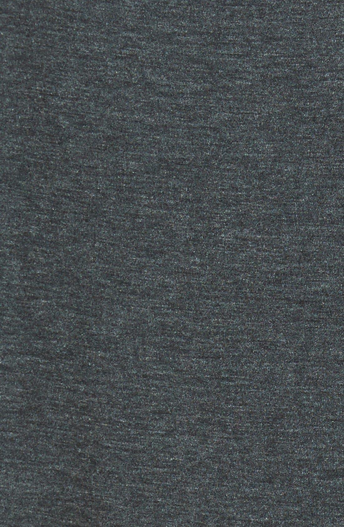 ,                             Fringe T-Shirt Dress,                             Alternate thumbnail 2, color,                             021