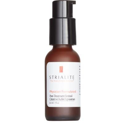 Strialite Post-Treatment Retinol Cream With Active Liposomes, oz