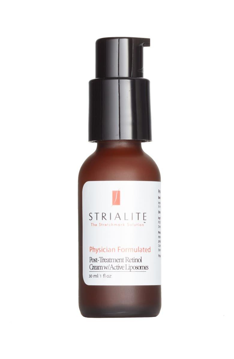 STRIALITE Post-Treatment Retinol Cream with Active Liposomes, Main, color, 000