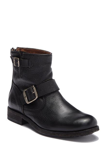 Image of Frye Tyler Engineer Leather Boot
