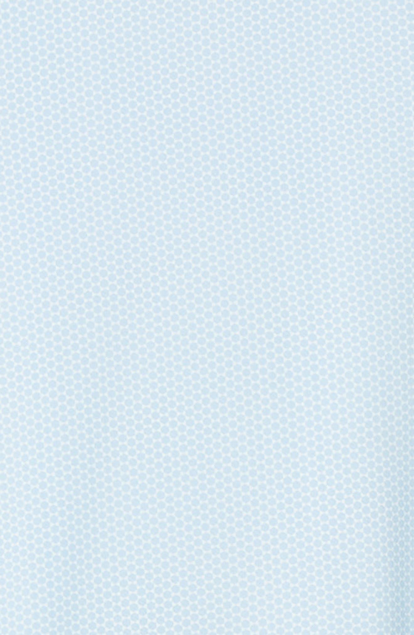 Boss T-shirts Robb Sharp Fit Geo Print Shirt