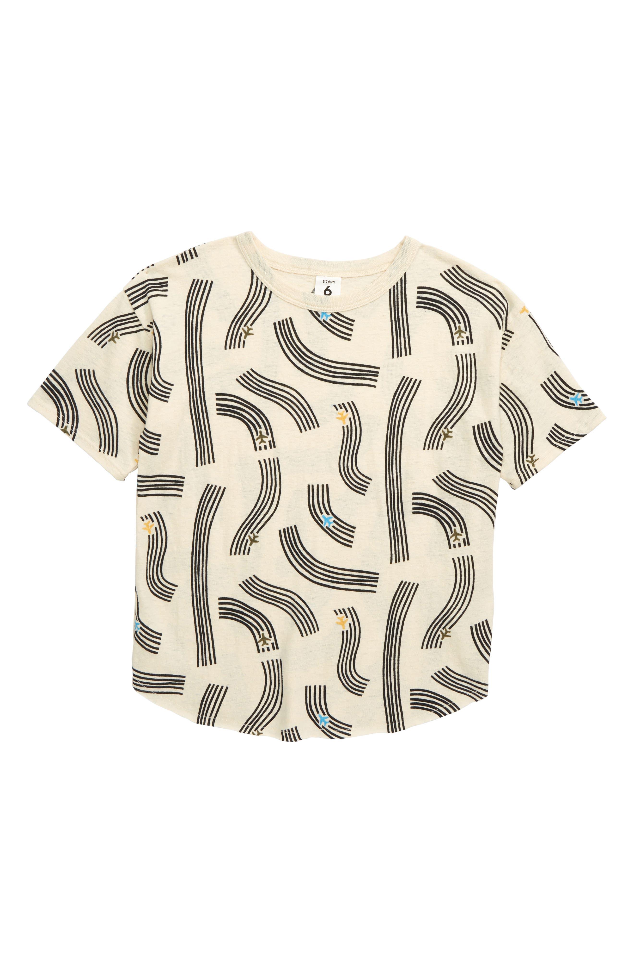 Graphic T-Shirt, Main, color, 270