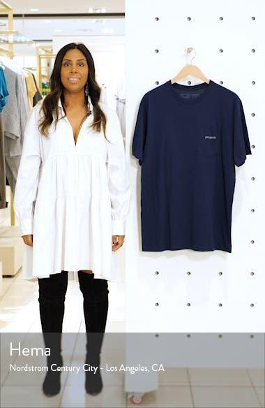 Line Ridge Logo Responsibili-Tee Regular Fit T-Shirt, sales video thumbnail