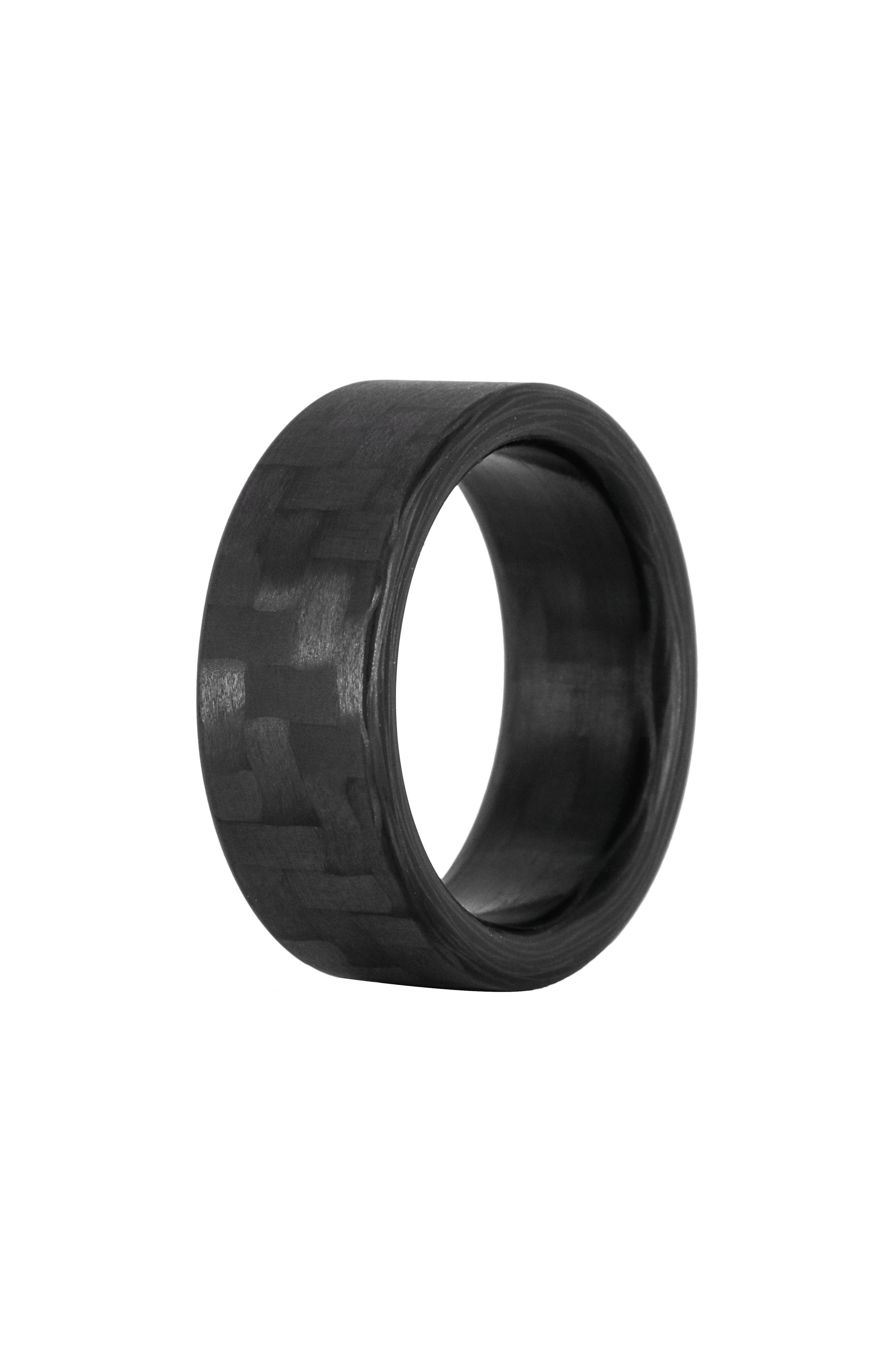 Element Ring Co. Twill Carbon Fiber Ring