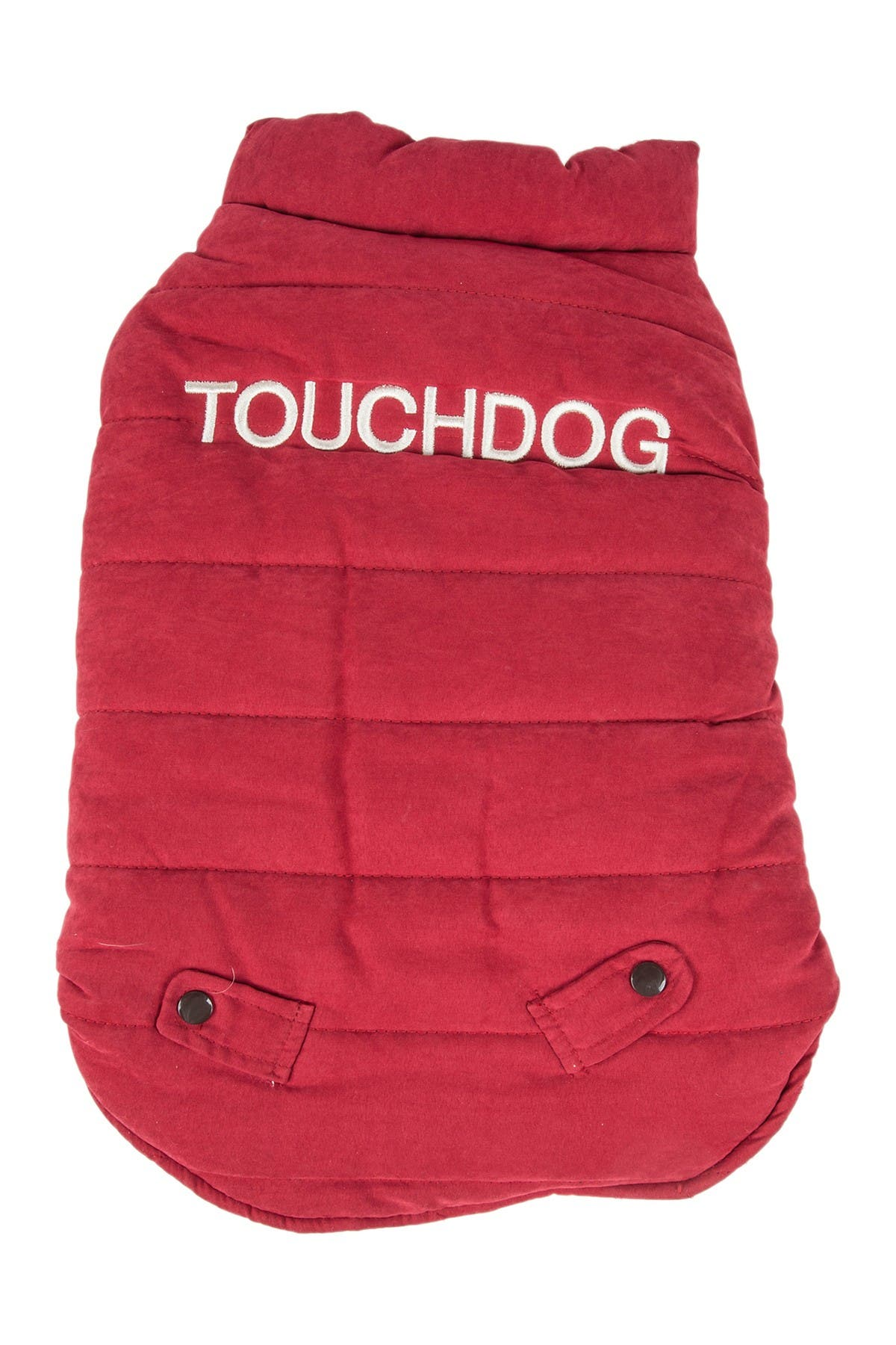 Image of PETKIT Touchdog Waggin Swag Reversible Insulated Pet Coat - Small