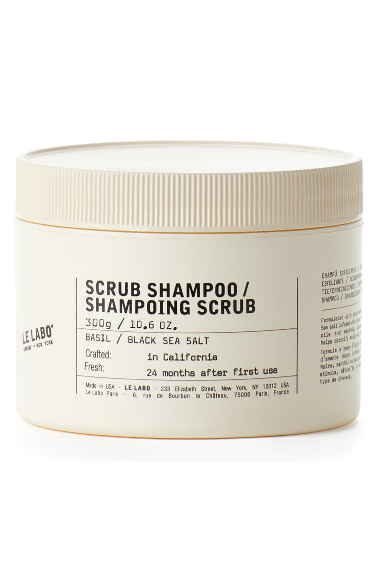 LE LABO Scrub Shampoo, Main, color, NO COLOR