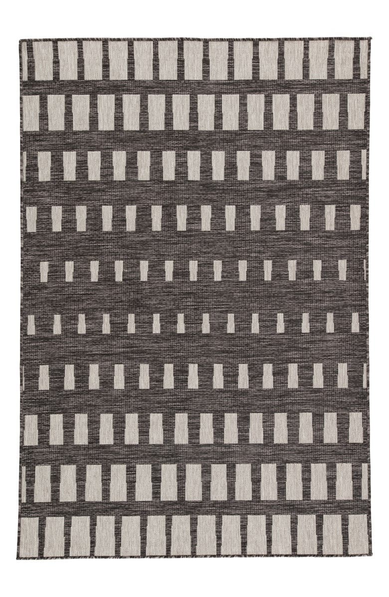 JAIPUR Vaise Indoor/Outdoor Rug, Main, color, PEWTER