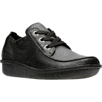 Clarks Funny Dream Sneaker- Black