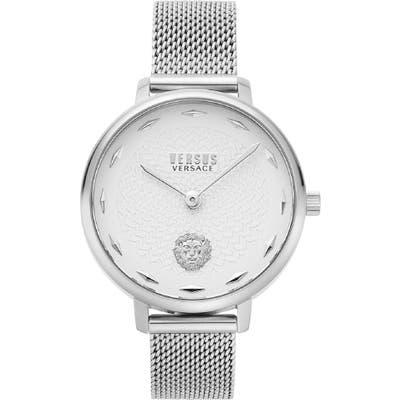 Versus Versace La Villette Mesh Strap Watch,