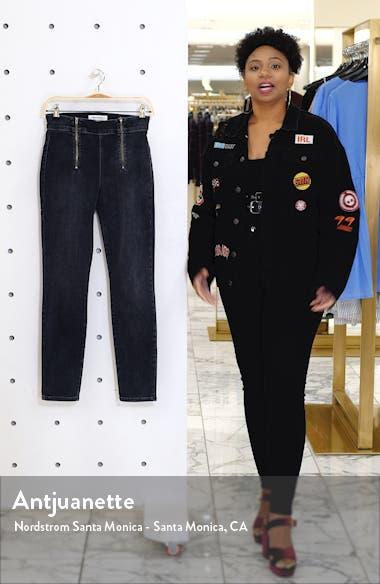 Krista High & Skinny Jeans, sales video thumbnail