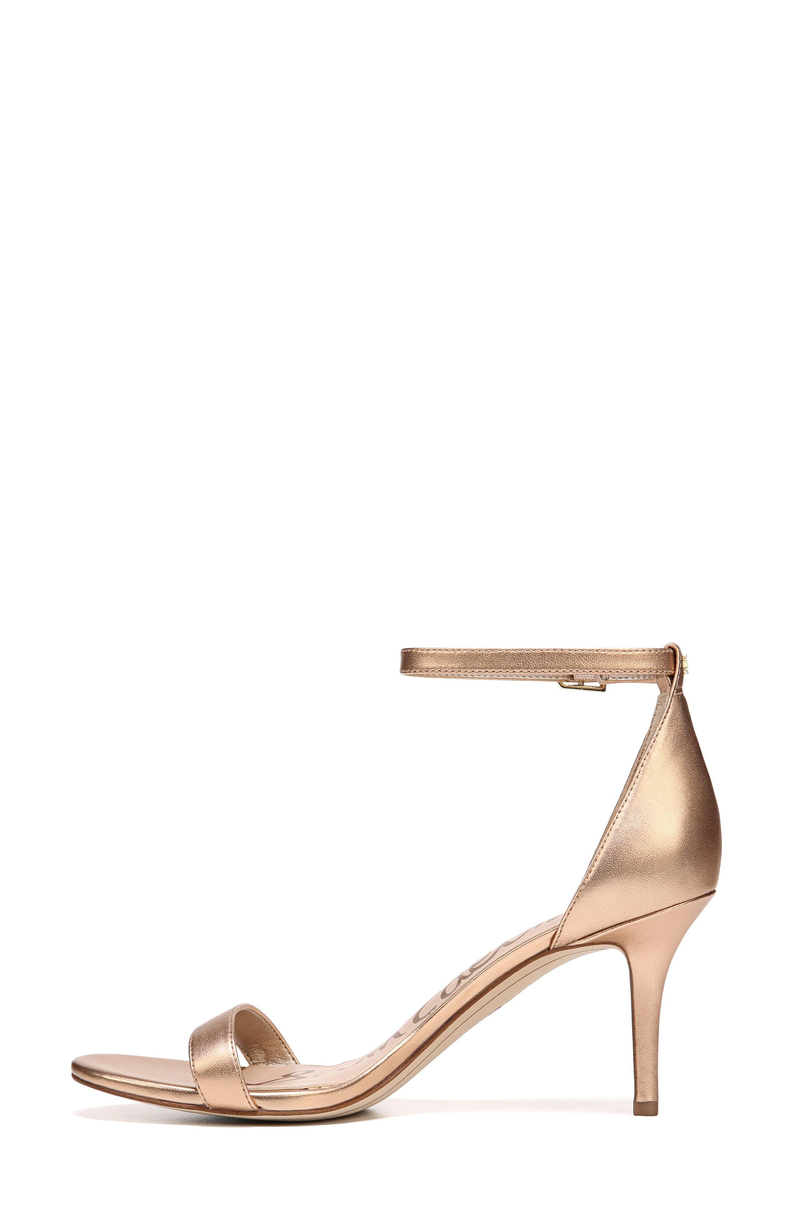 ,                             'Patti' Ankle Strap Sandal,                             Alternate thumbnail 73, color,                             221