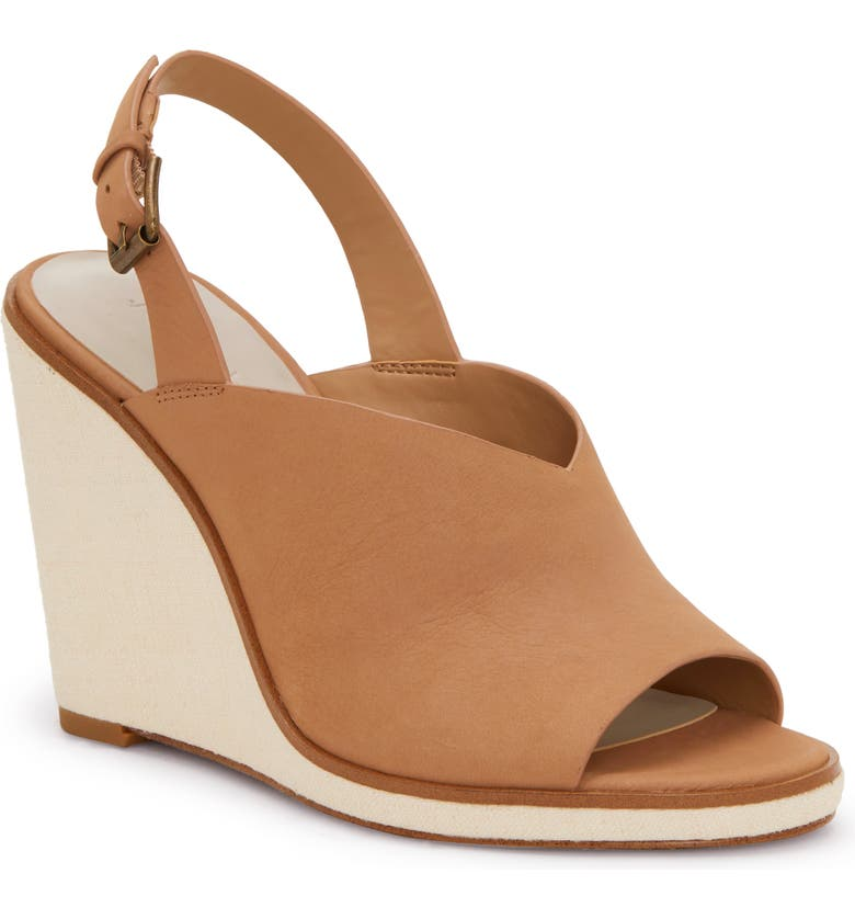 1.STATE Genna Wedge Sandal, Main, color, TEAK LEATHER