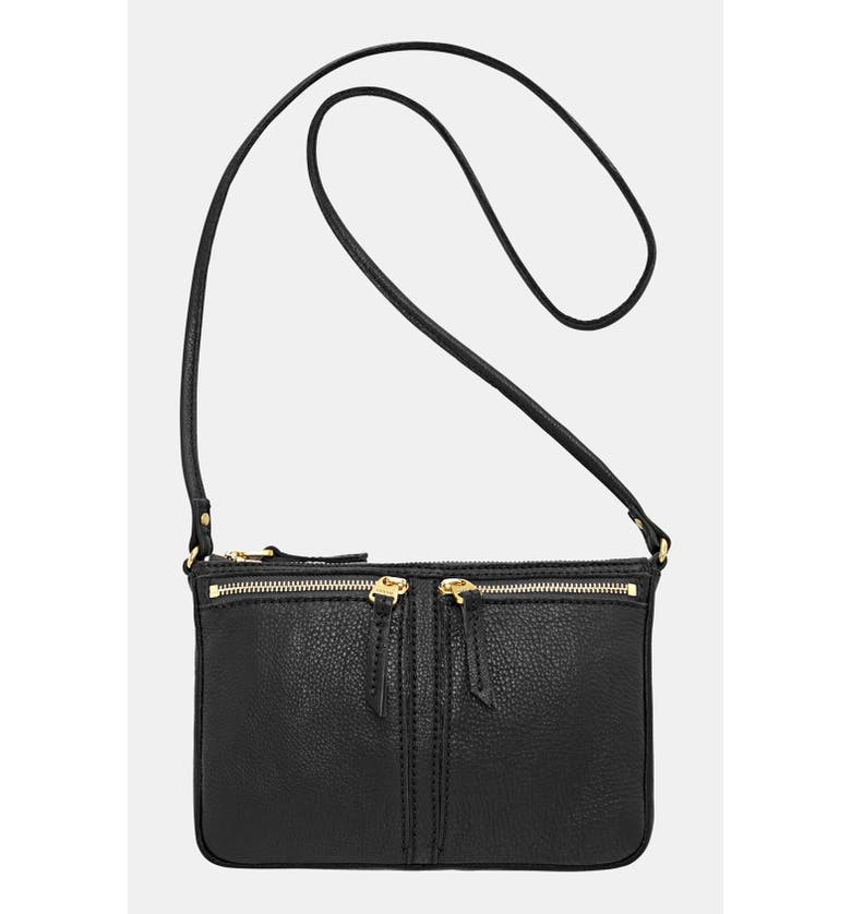 FOSSIL 'Small Erin' Crossbody Bag, Main, color, 001
