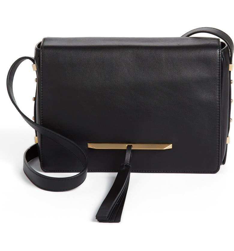 B BRIAN ATWOOD 'Brigitte' Crossbody Bag, Main, color, 001