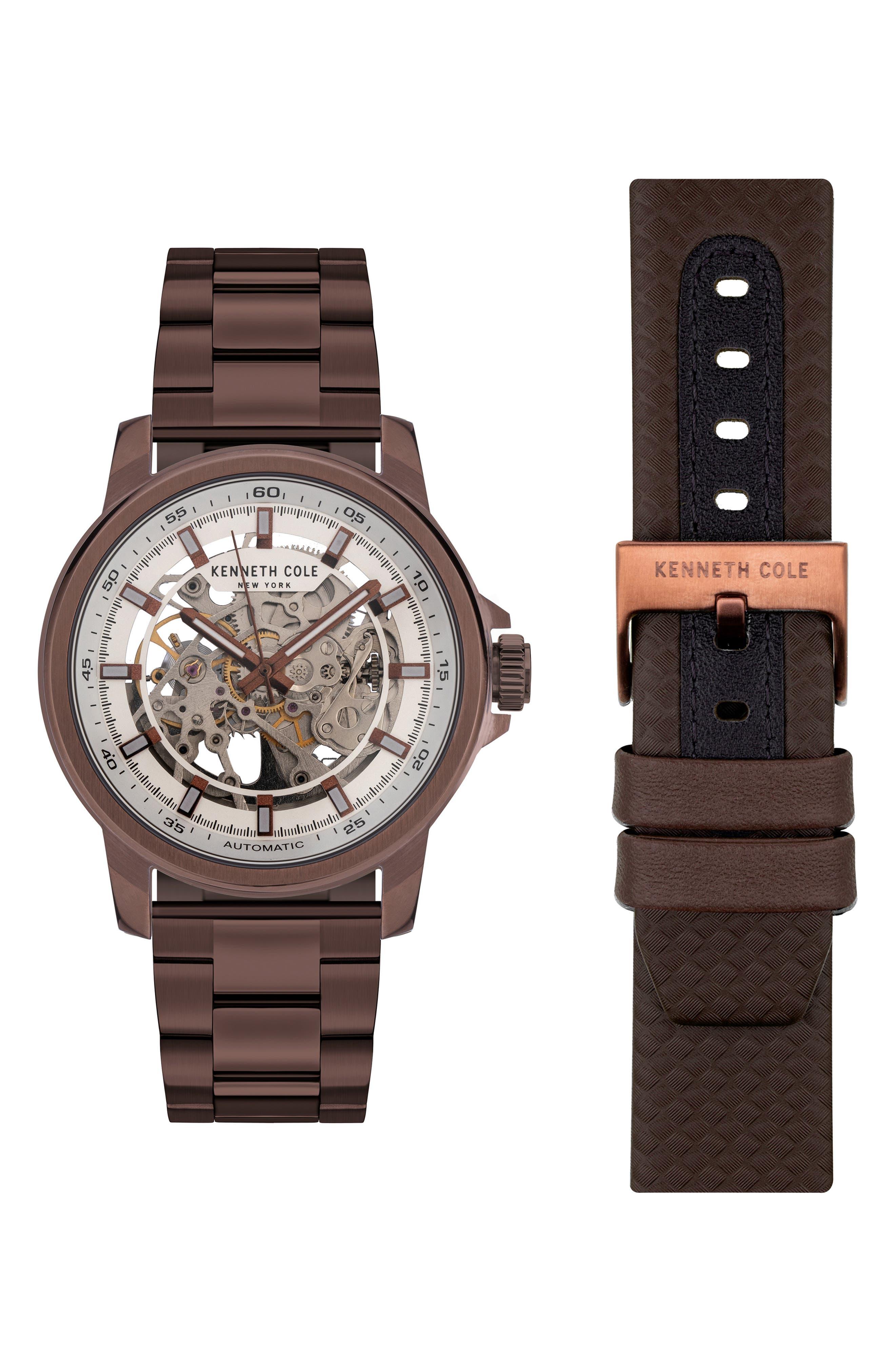 Skeletal Automatic Watch