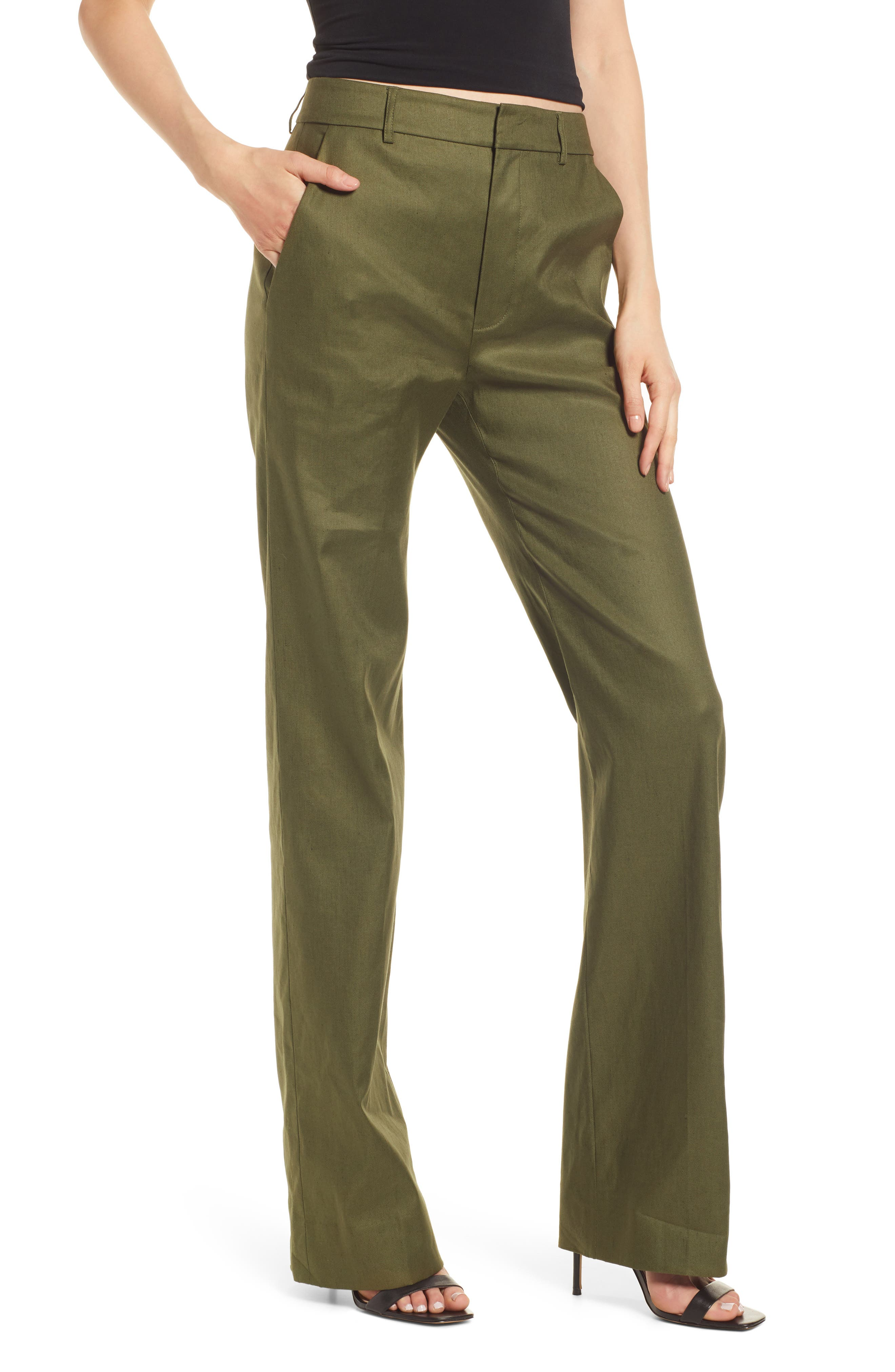 Image of 7 For All Mankind Boot Cut Trouser