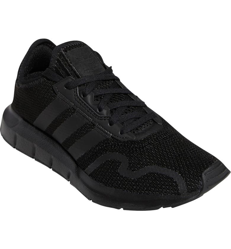 ADIDAS Swift Run X Sneaker, Main, color, CORE BLACK/ CORE BLACK