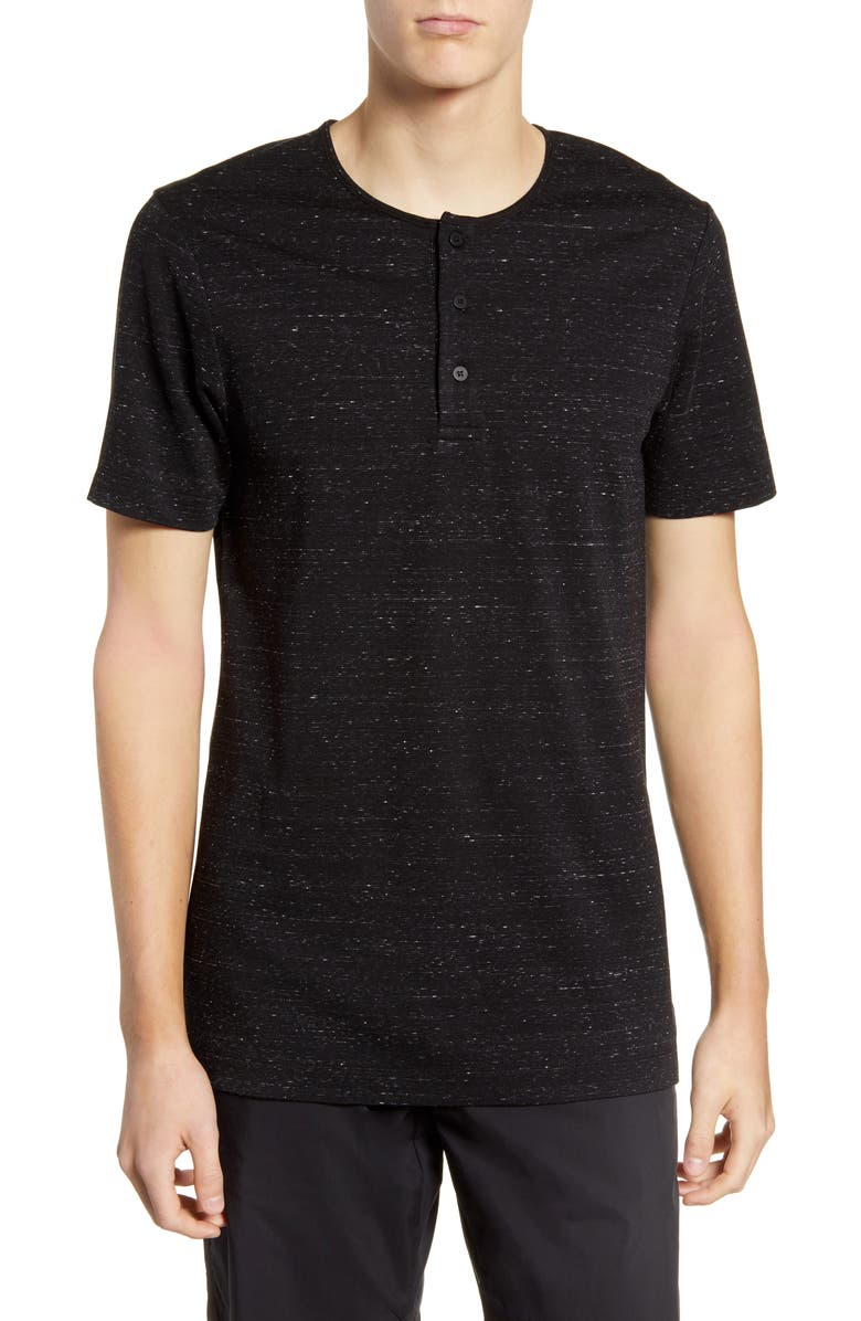 WINGS + HORNS Signals Neppy Henley, Main, color, STATIC BLACK