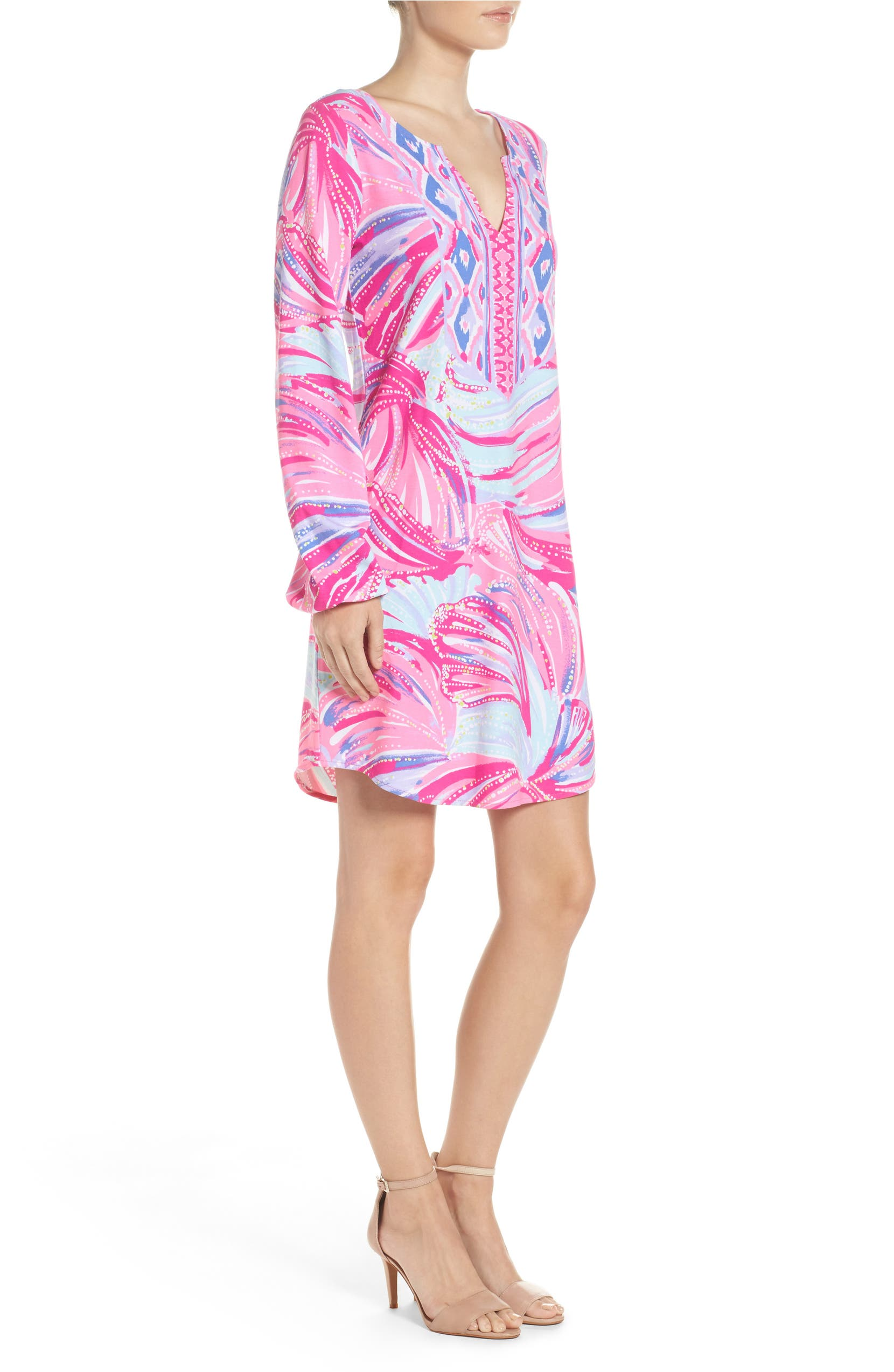 1803d1d9043 Lilly Pulitzer® Gianna Tunic Dress | Nordstrom